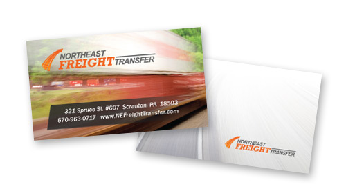 NEFT Business Card Design by BullzeyeDesign.com