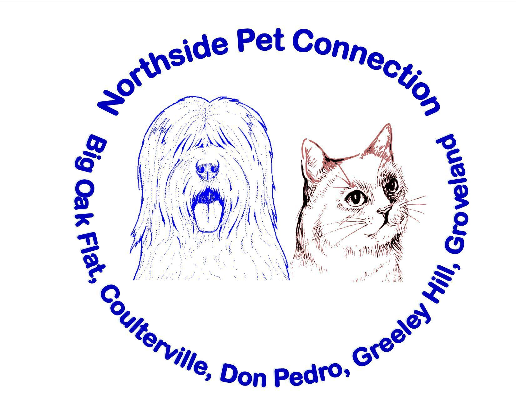 Original Northside Pet Connection logo