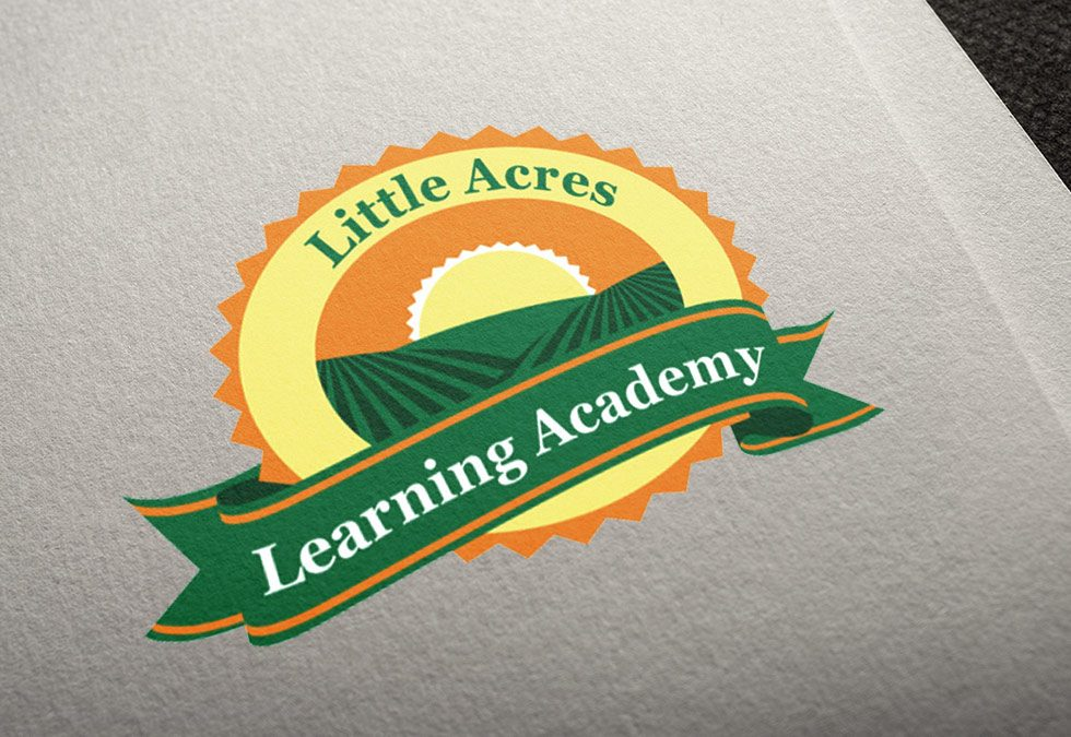 Daycare Logo Little Acres