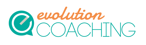 Evolution Coaching Iconic logo design