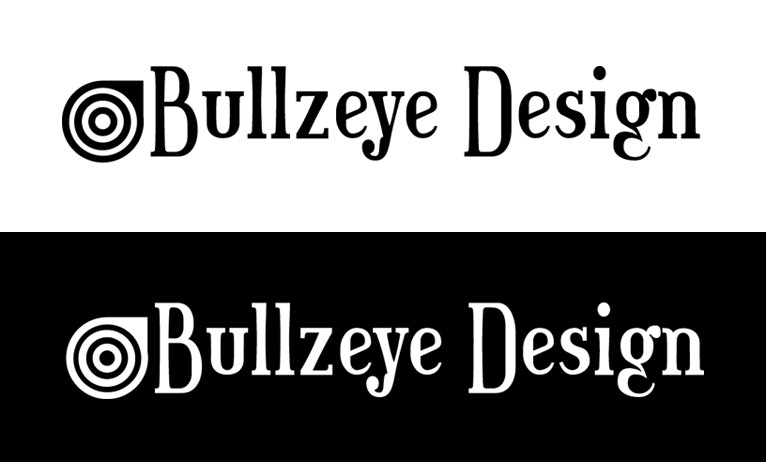Black and White Logo File Type Example