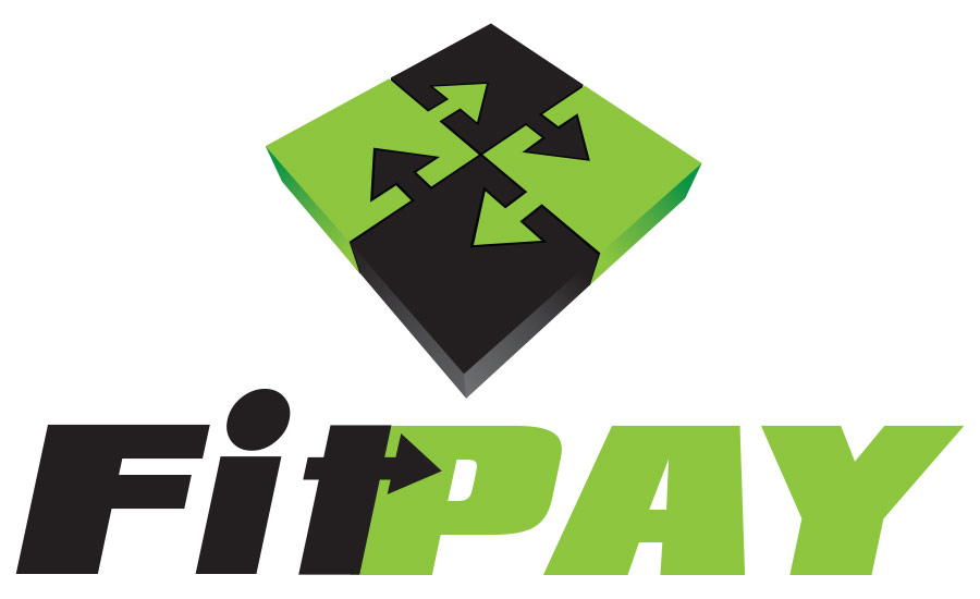 fitpay logo design by BullzeyeDesign.com