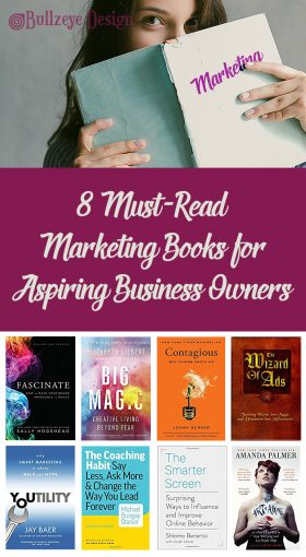 8 Must-Read Marketing Books for Aspiring Business Owners