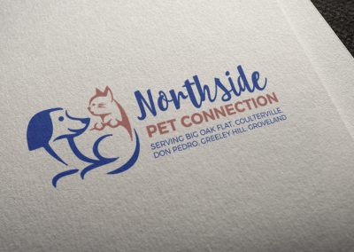 Iconic Pet Logo Design