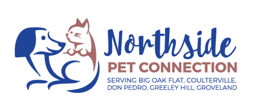 Northside Pet Connection iconic Pet Logo Design