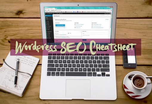 SEO Cheat Sheet for WordPress by BullzeyeDesign.com