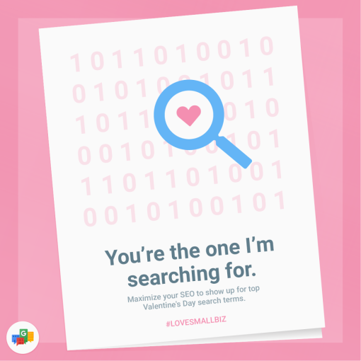 You're the one I'm searching for.